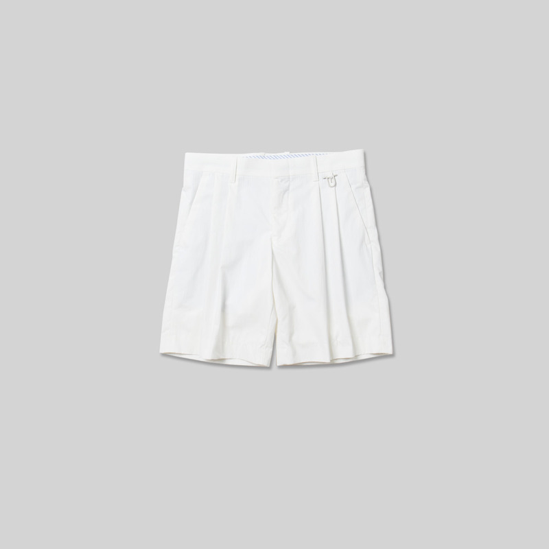 Edit Chino Shorts_White