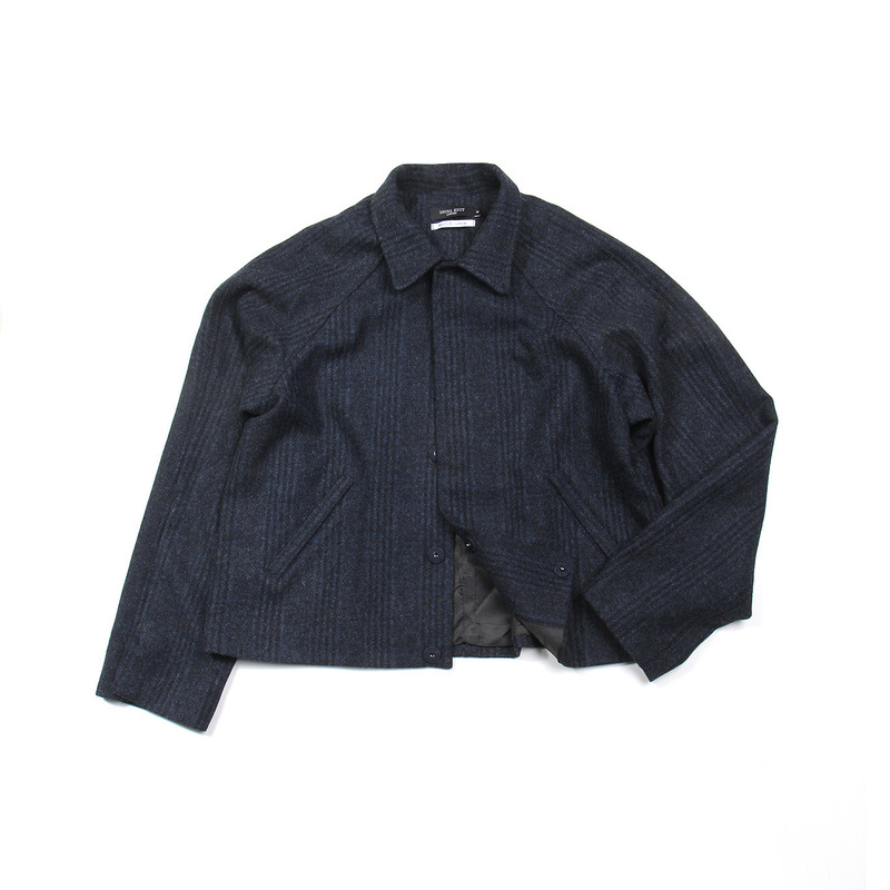 Trench dv Jacket(Navy)