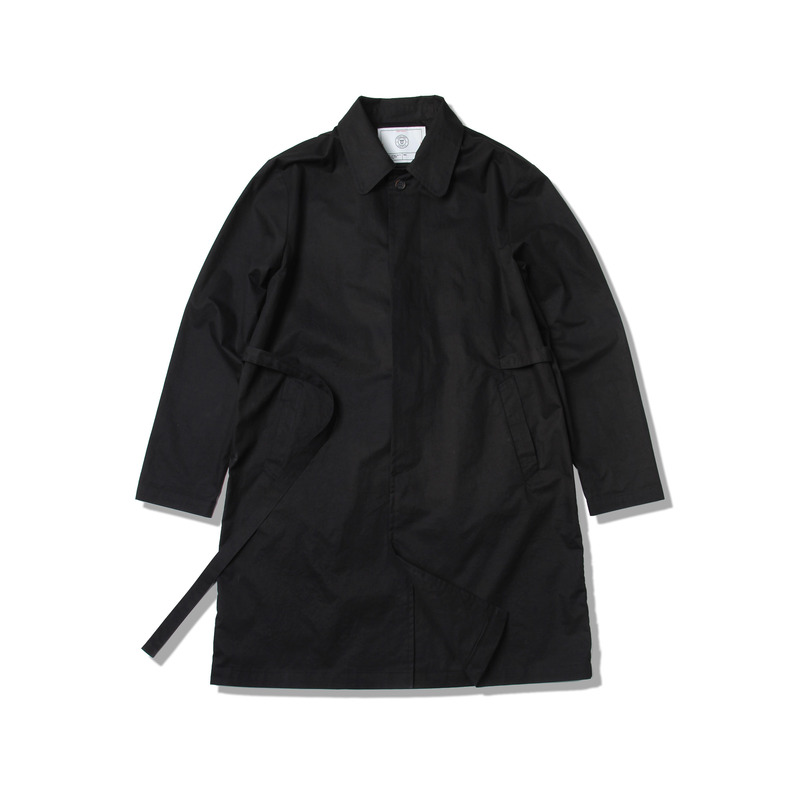 Edit Shirt Coat(Black)
