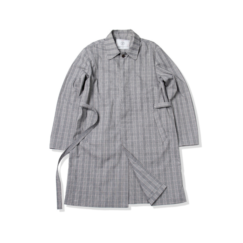 Edit Shirt Coat(Check)