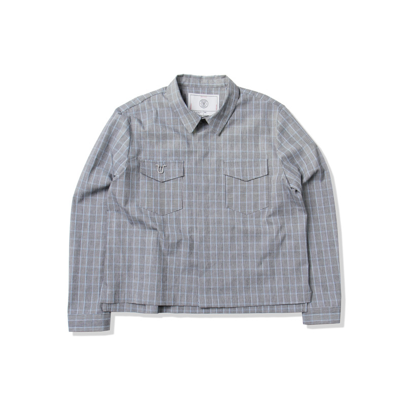Edit Shirt Jacket(Check)