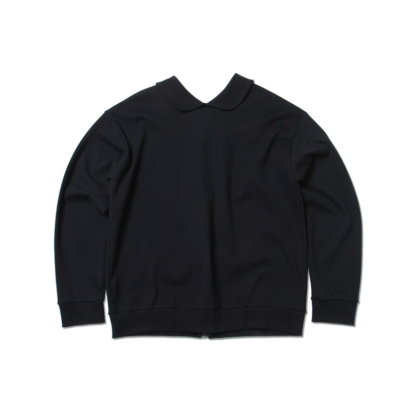 Bloom Sweat Shirt(Black)