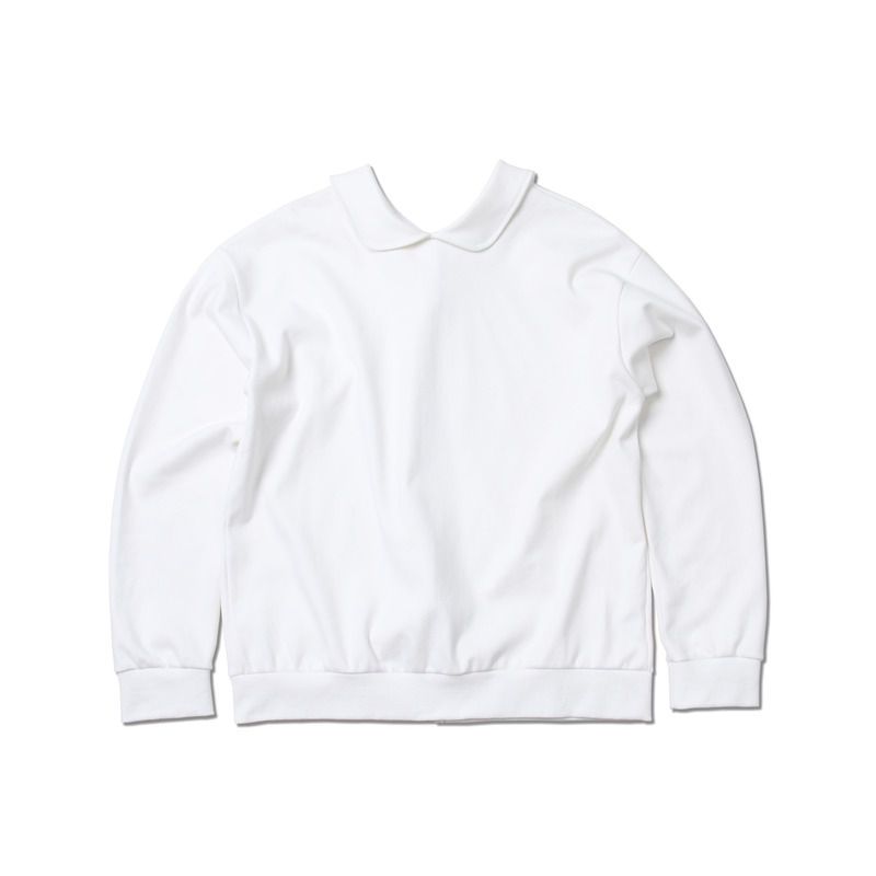 Bloom Sweat Shirt(Ivory)