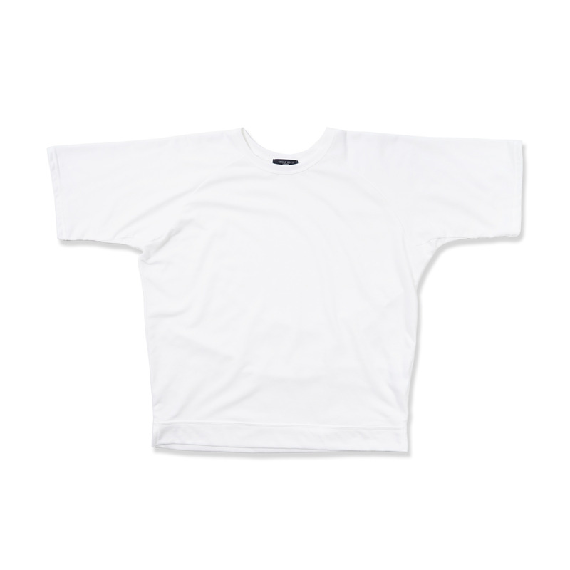 Saddle Sweat Shirts(Ivory)