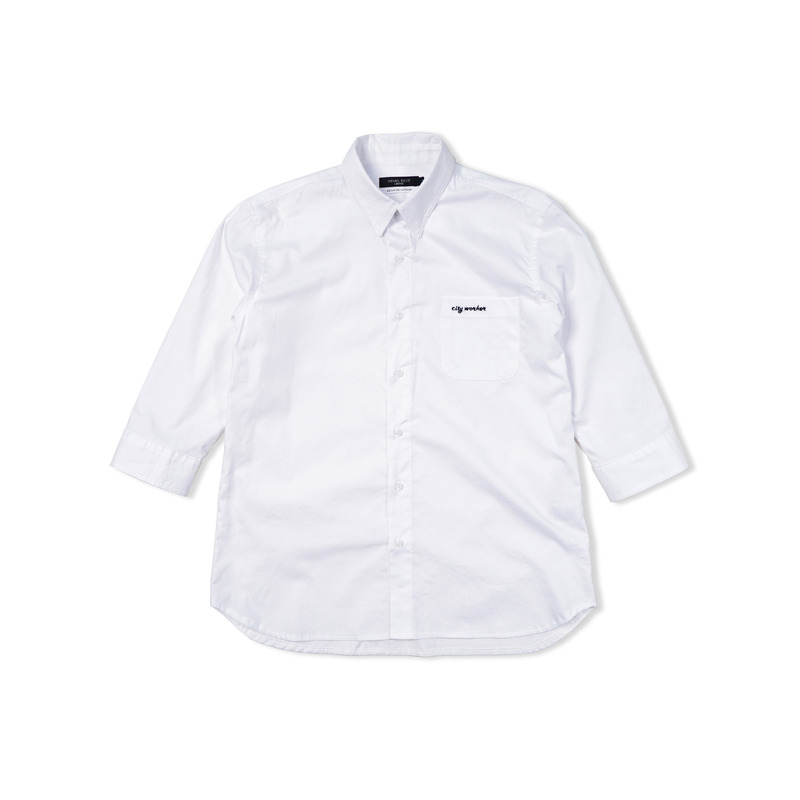 City Worker Shirts(White)