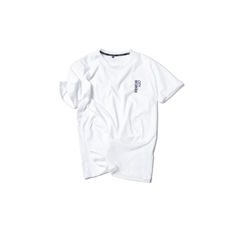 City Worker Tee(White)