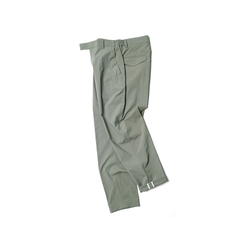 Neutral Trousers(Khaki)